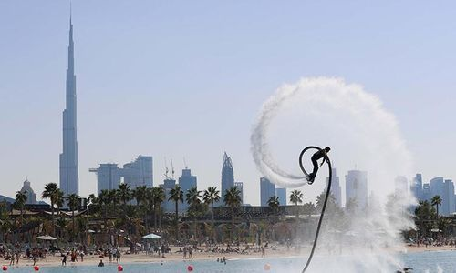 Good Times Ahead - Dubai to resume marine, water sports competitions
