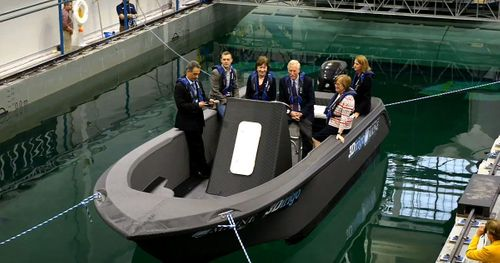[Video] Innovation, A'hoy! Behold the world's biggest 3D printed boat