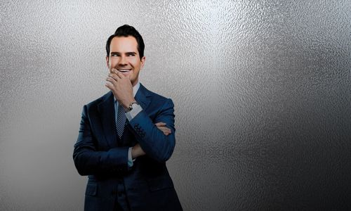Jimmy Carr's secure
