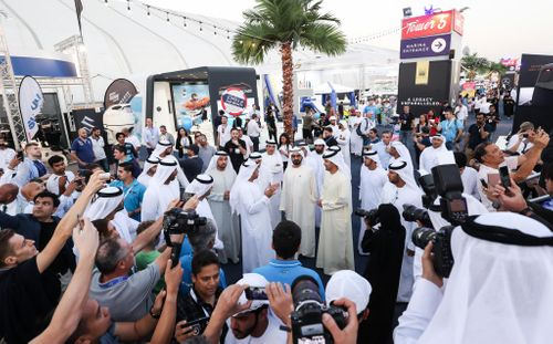 From sublime superyachts to private submarines, live diving and thrilling boat races, the Dubai International Boat Show to set sail in 2019 packed with incredible experiences