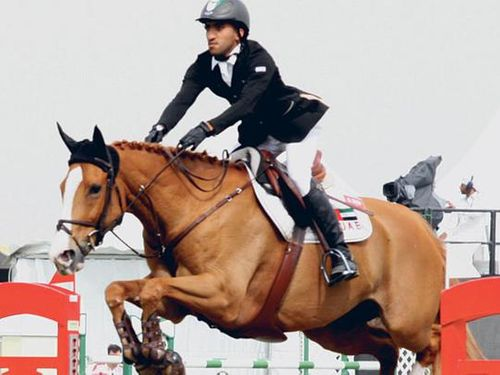 Top guns to feature in Al Shira'aa International Series showjumping