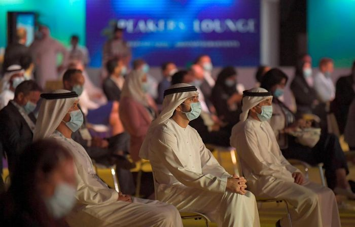 Dubai adapts to age of Covid-19 as business conferences resume
