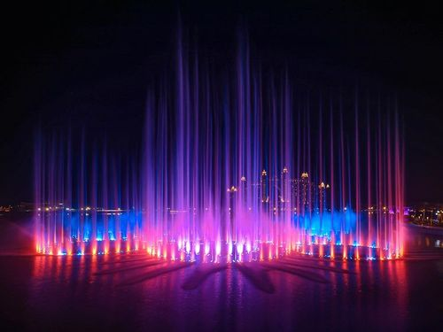 World's largest fountain to launch in Dubai on the Palm Jumeirah