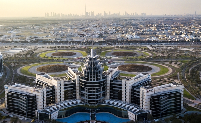 Dubai Silicon Oasis Authority signs agreement with International Free Zone Authority
