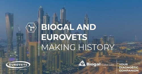 A New Era of Peace: Israeli Company Biogal Launches Partnership with the UAE's Eurovets for the Distribution of Biogal's Veterinary Products