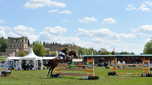 Sunset+Vine to distribute equestrian events