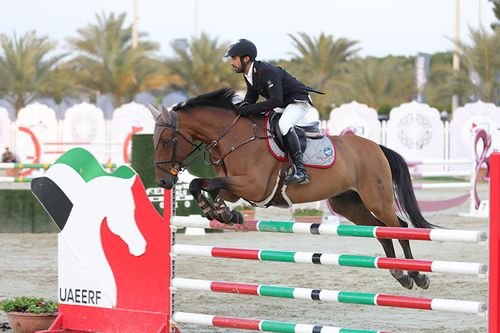 Top riders to compete in Sharjah Ruler Cup International Show Jumping C'ship