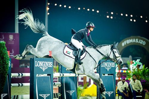 Over 130 riders to take part in Abu Dhabi's International Show Jumping Cup