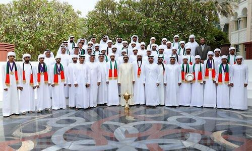 VP receives winners of World Endurance C'ship
