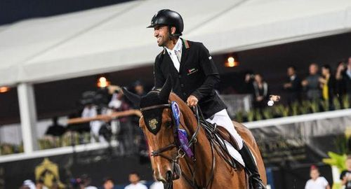 UAE and Saudi Arabia Reach Jumping Final