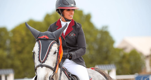 Show Jumper Sheikha Latifah Al Maktoum On How To Stay Focused Like An Athlete During This Time