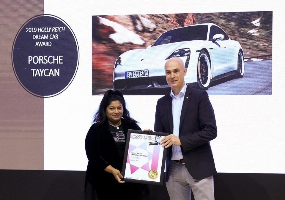 Dream Car Award -  Porsche Taycan