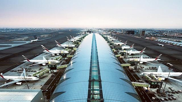 Airport & Visa for Dubai International Motor Show
