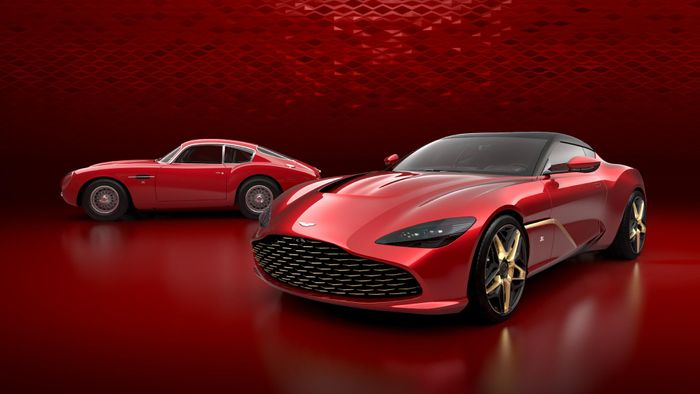 Aston Martin DBS GT Zagato: More details now available.