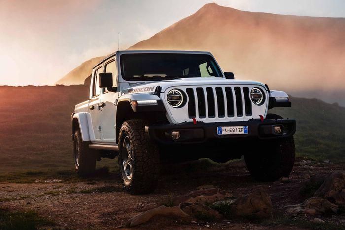 Meet the all-new Jeep Gladiator