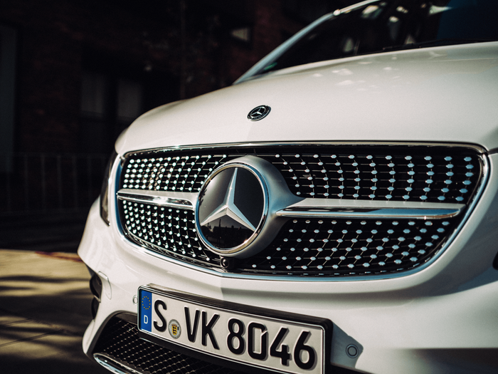 The 2019 Mercedes V-Class is Here