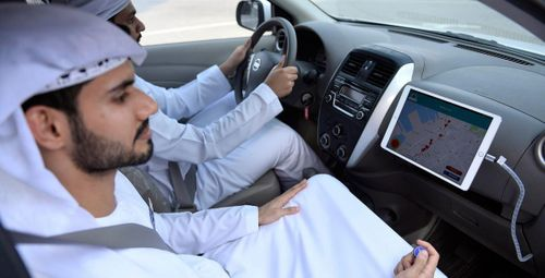 Dubai's RTA is Testing a Smart Track System for Evaluating New Drivers