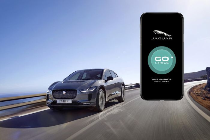 The Electric Jaguar I-PACE Makes Life Easier than Ever