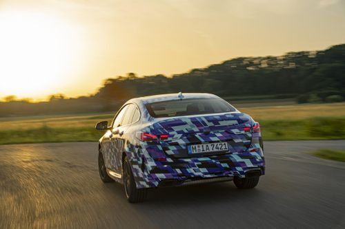 The BMW 2 Series Gran Coupe Enters Final Testing Phase