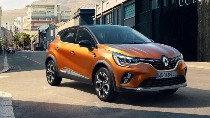 A Look at the All-New Renault Captur