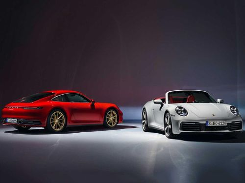 2020 Porsche Carrera Joins 911 Lineup