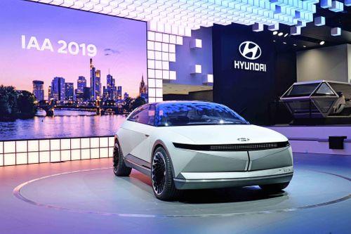 Hyundai Unveils New 45 EV Concept