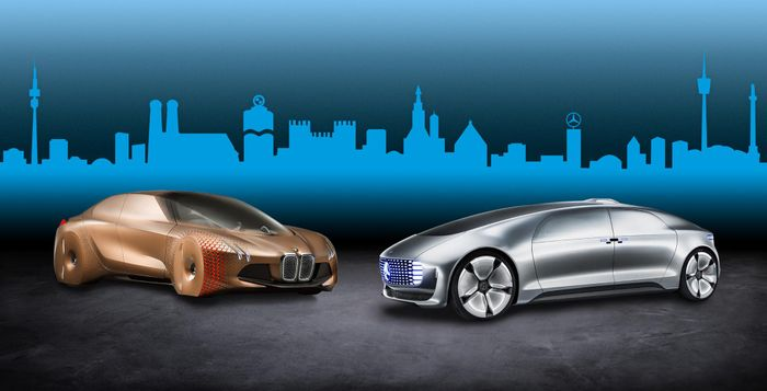 BMW and Daimler team up in the name of automated driving