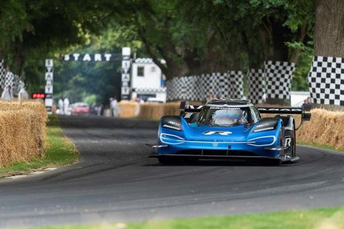 The Volkswagen ID.R: Faster than Formula 1