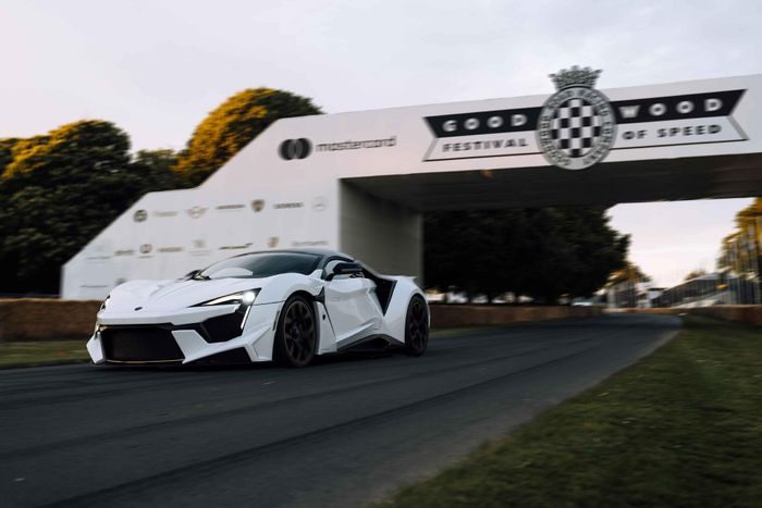 The Fenyr Supersport headlines Goodwood