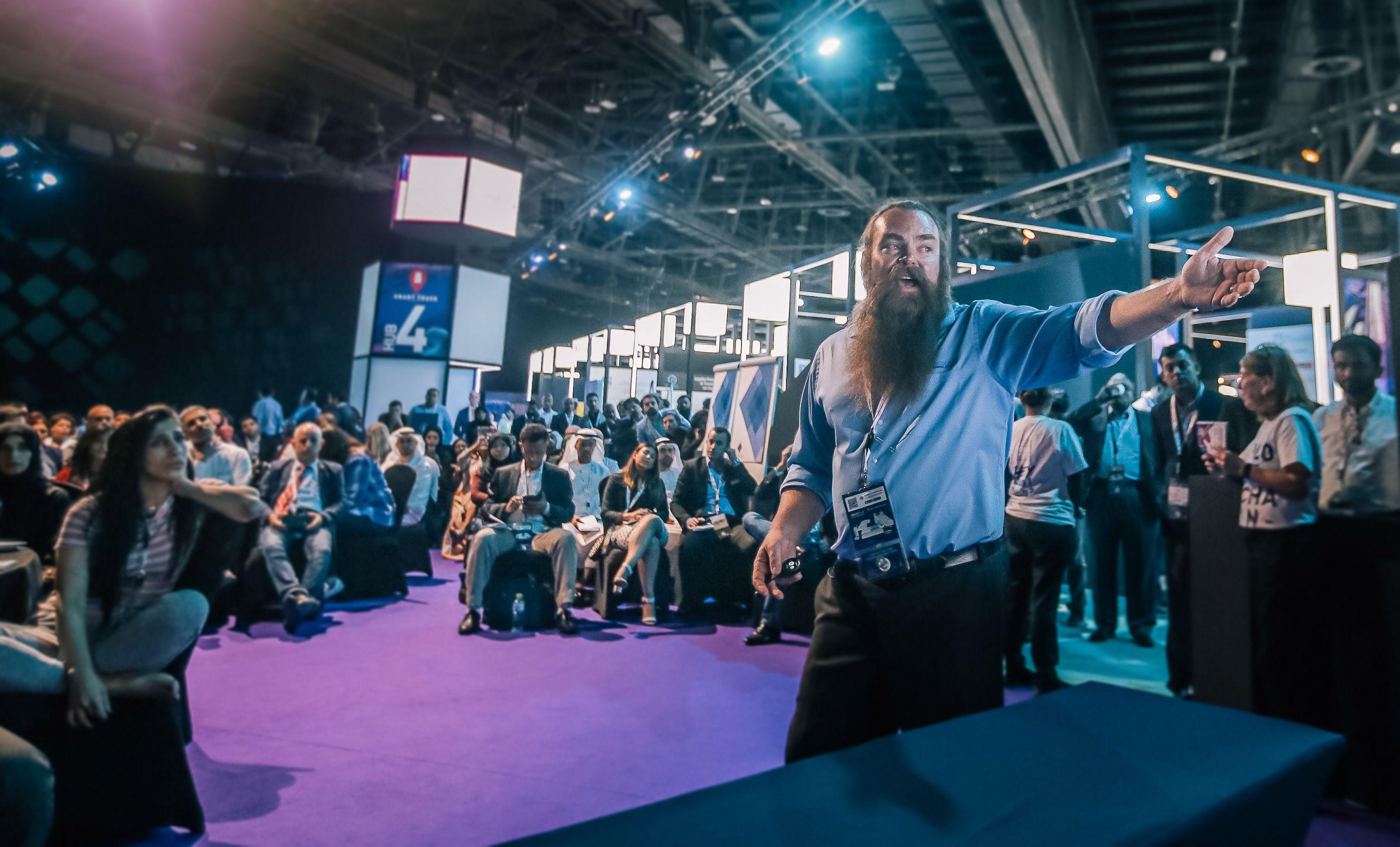 Genesis for Blockchain Developers by Future Blockchain Summit
