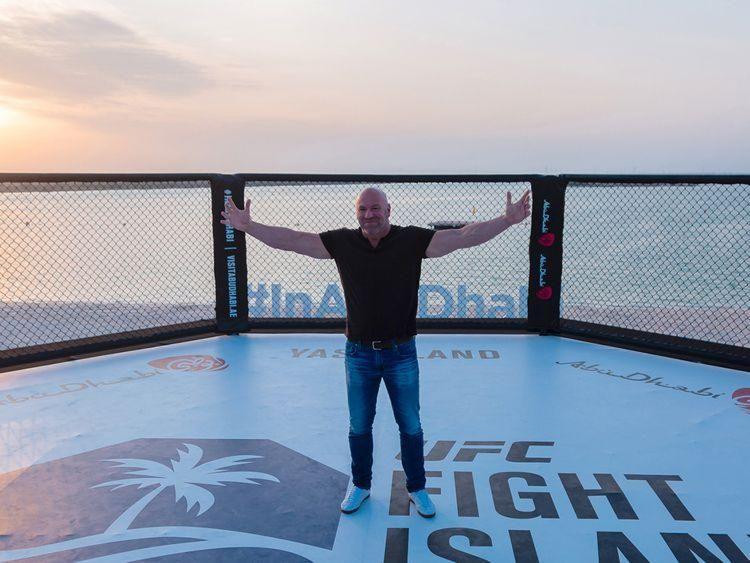 UFC delivered knockout event in Abu Dhabi