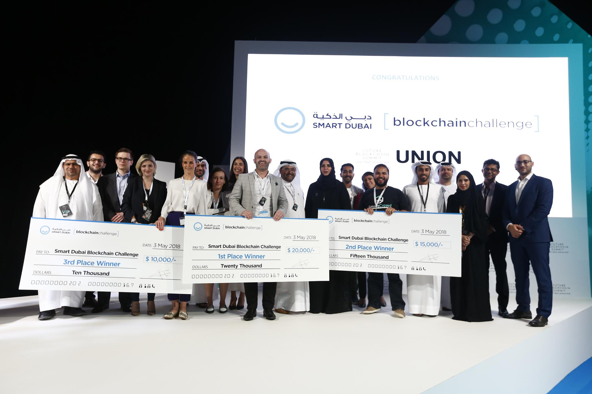 Smart Dubai gearing up to launch the third round of the Global Blockchain Challenge