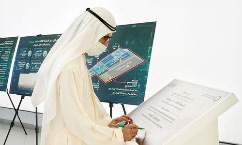 DEWA: Mohammed Bin Rashid inaugurates Dewa Innovation Centre, 3rd phase of MBR Solar Park