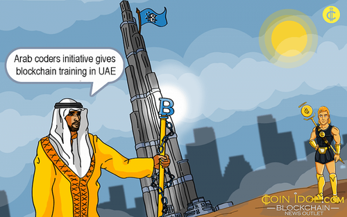 One Million Arab Coders Initiative Gives Blockchain Training in UAE, Employments to Top Performers