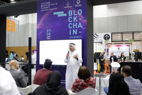 'UAE at the Forefront of Blockchain adoption'