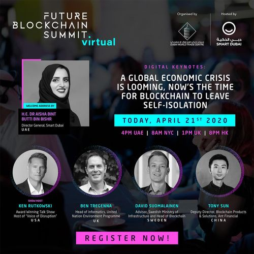 Future Blockchain Summit.virtual: Here's What We Learned from the Launch Webinar
