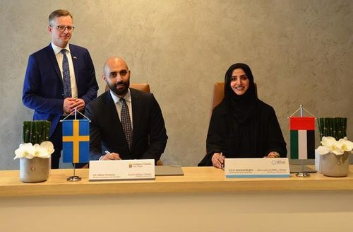 Smart Dubai, Business Sweden Sign Agreement to Amplify Cooperation in Data-Sharing and Smart Services