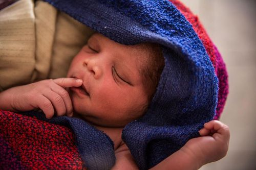 World First As Baby Born On The Blockchain In Tanzania