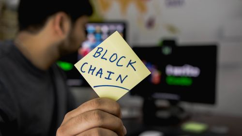 Will Publicly-Backed Companies Finally Embrace Blockchain?