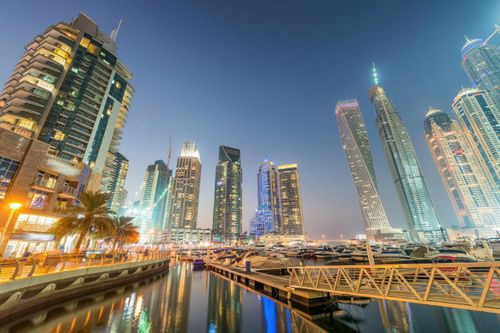 Dubai begins global search for blockchain start-ups