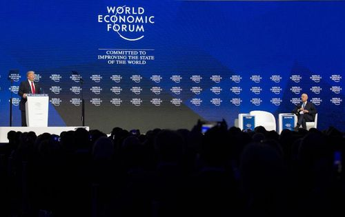 One Thing Is Clear From Davos, Blockchain Is Out Of Beta