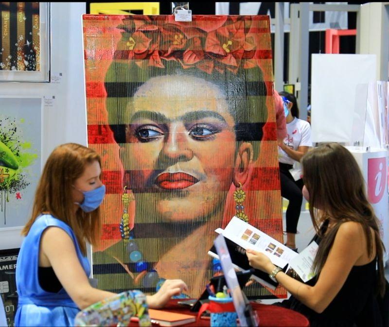 World Art Dubai wows guests on its return