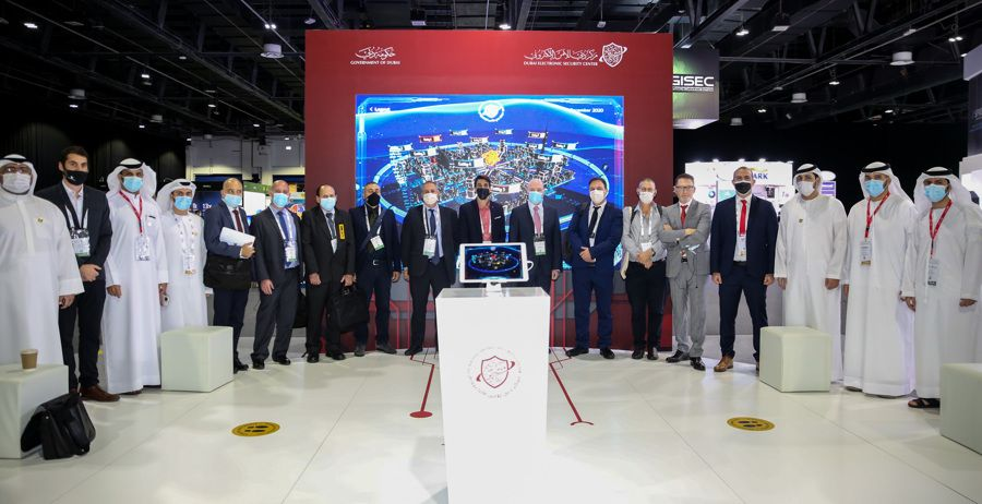 Cybersecurity leaders innovate at GISEC