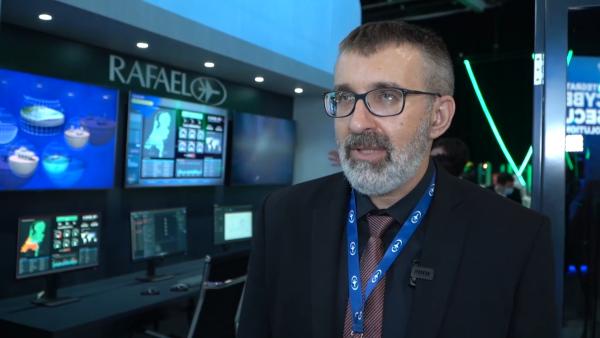 Michael Arov, Rafael Advanced Defense Systems