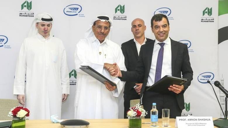 Israel's Mobileye, Dubai's Al Habtoor join hands on self-driving cars