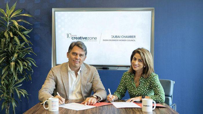 Dubai launches 'She Leads' programme to back women-led start-ups