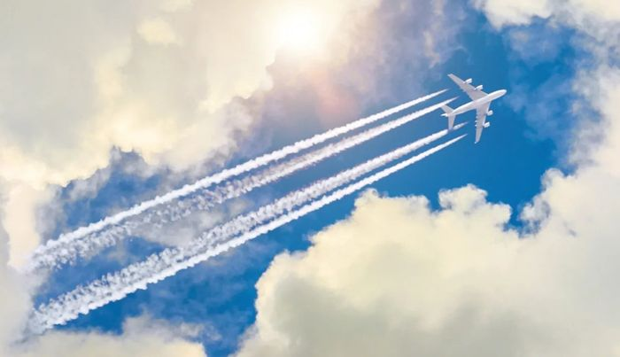 Dubai-backed startup aims to make aviation eco-friendly by clearing vapour trails left by planes