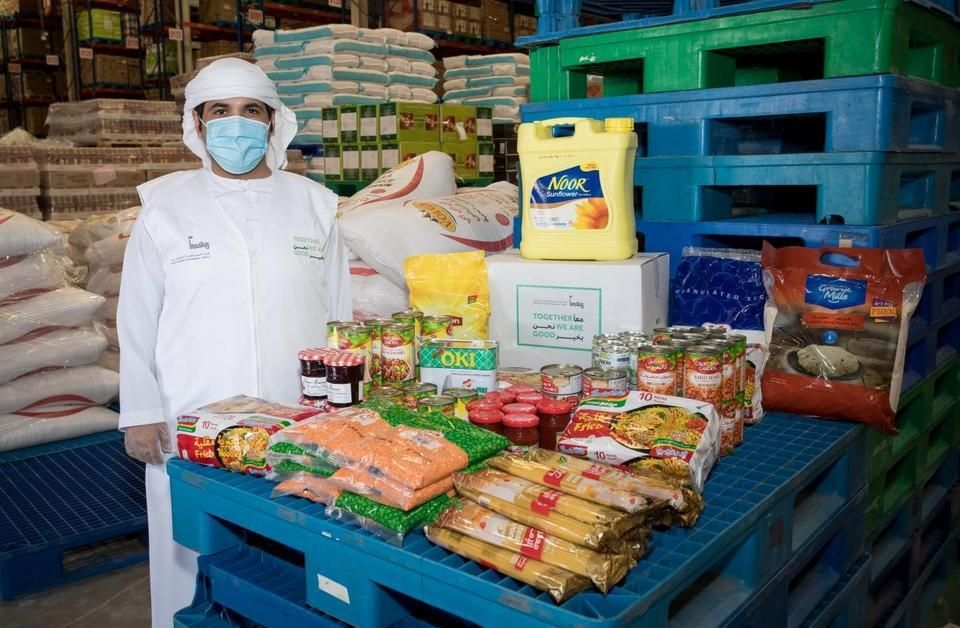 MA'AN starts delivering food baskets to needy residents across Abu Dhabi