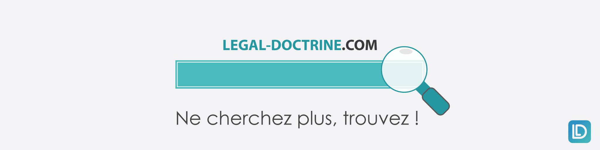Legal Doctrine Alg'rie