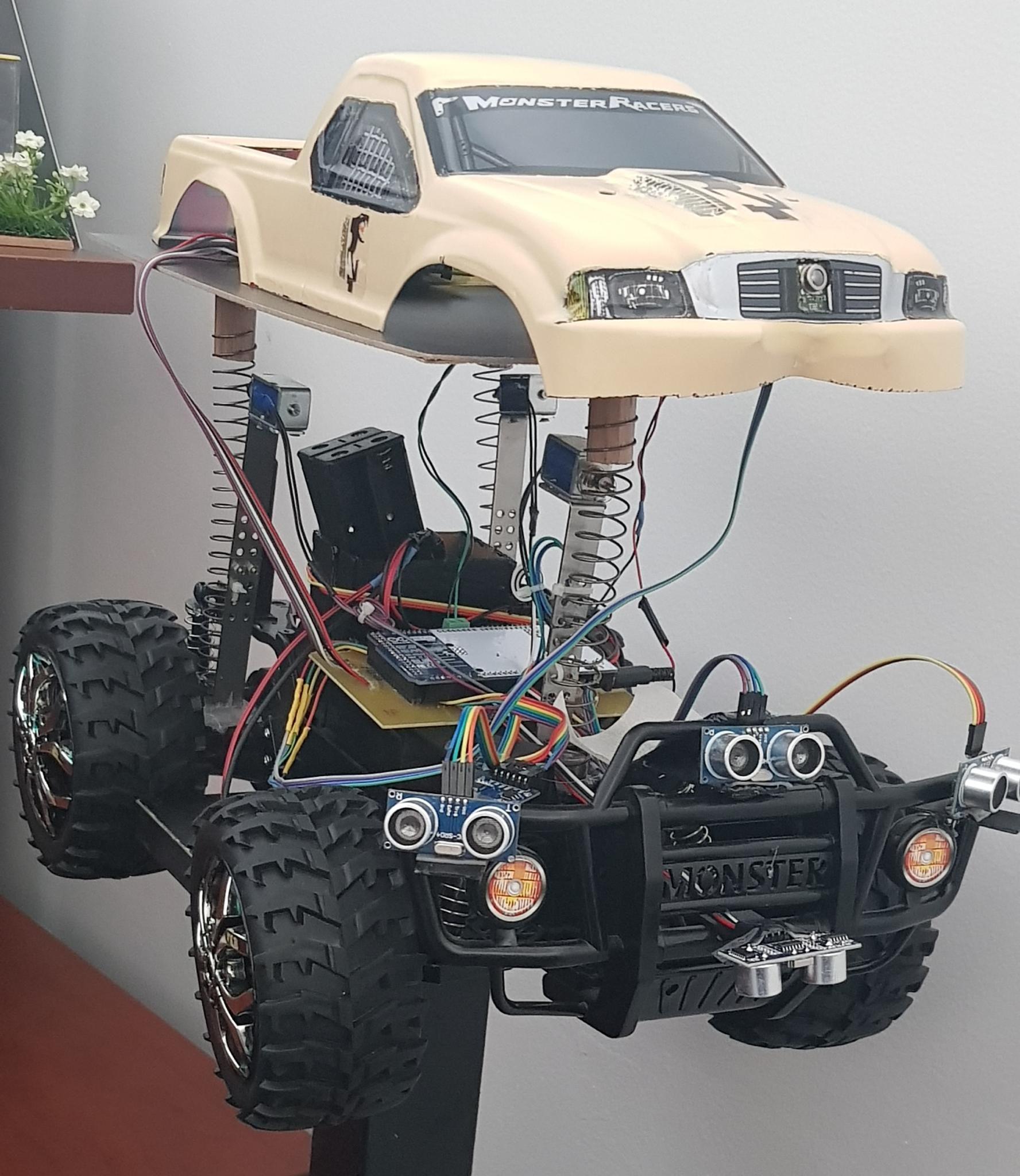 Resilient Autonomous Vehicle